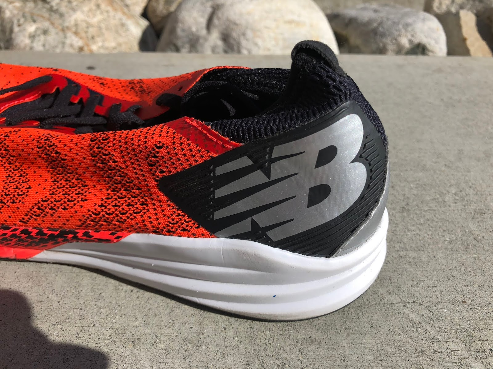 It does not do as well for slower or recovery days due to the geometry of  the shoe lending to getting up more on your toes for speed. e6807fcfb754