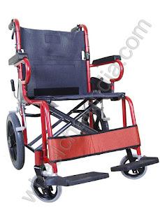 Karma KM 2500 Small Wheel Wheelchair