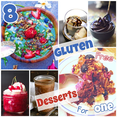 8 gluten free desserts for one to celebrate single awareness day , celiac, vegan