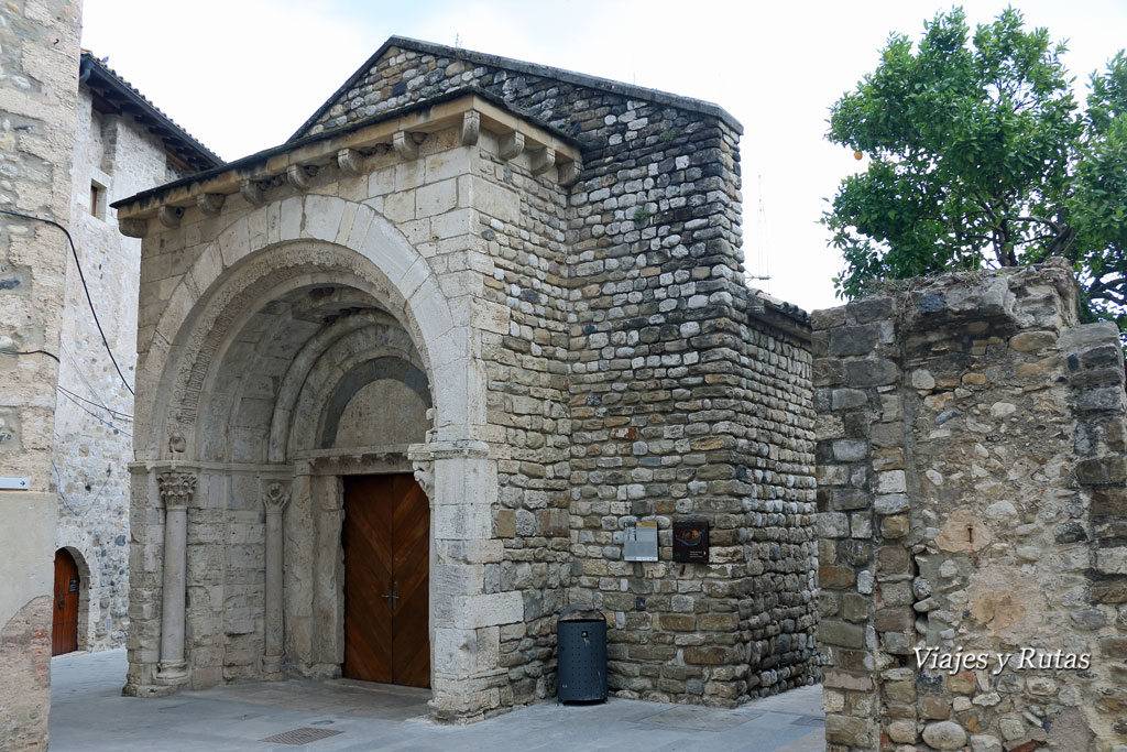 Antiguo Hospital de sant Julia, Besalú, Girona