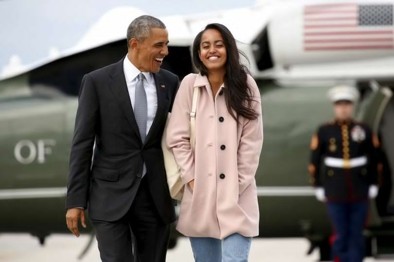 White House stalker who asked Barack Obama's daughter Malia to marry him detained by Secret Service