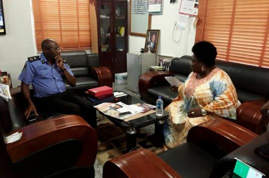 Redeemed Church Woman Rescued From Killing Herself In Lagos Lagoon... reveals her problems