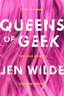 Queens of Geek by Jen Wilde cover