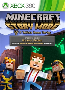 [GAMES] Minecraft: Story Mode – Episode 7: Access Denied (XBOX360/DLC)
