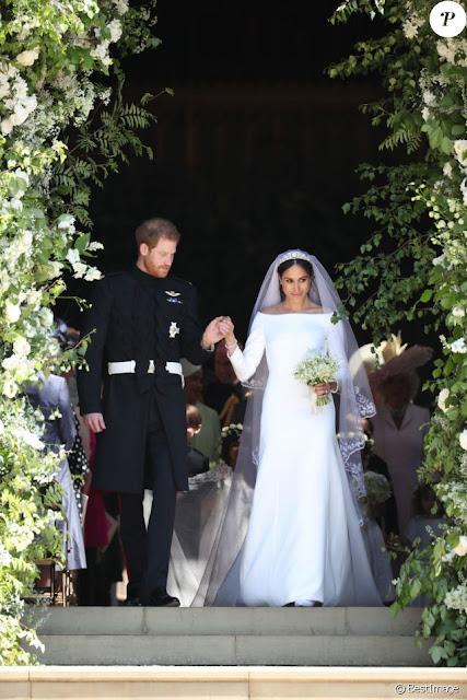 Robe de mariée Meghan longue à manche longue