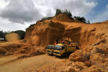 urugan pasir, Bagaimana Cara Kerja Pengurugan Tanah Yang Baik