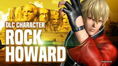 ROCK HOWARD è il nuovo Dlc Character per The King Of Fighters XIV