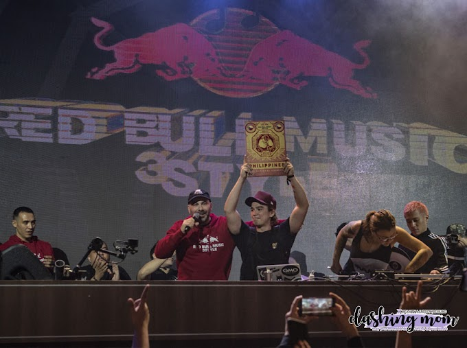 DJ Mark Thompson Stands Victorious as the 2018 Red Bull Music 3Style Philippine Champion