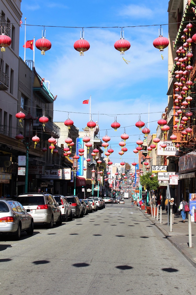 Chinatown, San Francisco - California travel blog