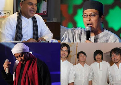 Kumpulan Lagu Religi Islami Terbaik Indonesia