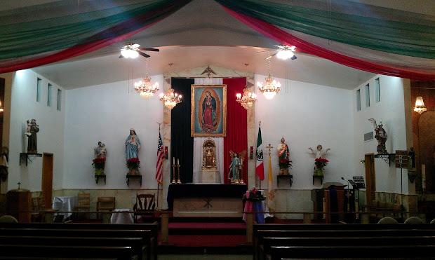 California Latin Mass December 2011 - Year of Clean Water