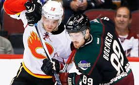 NHL : Red-Hot Flames Head to Arizona to Take on the Coyotes