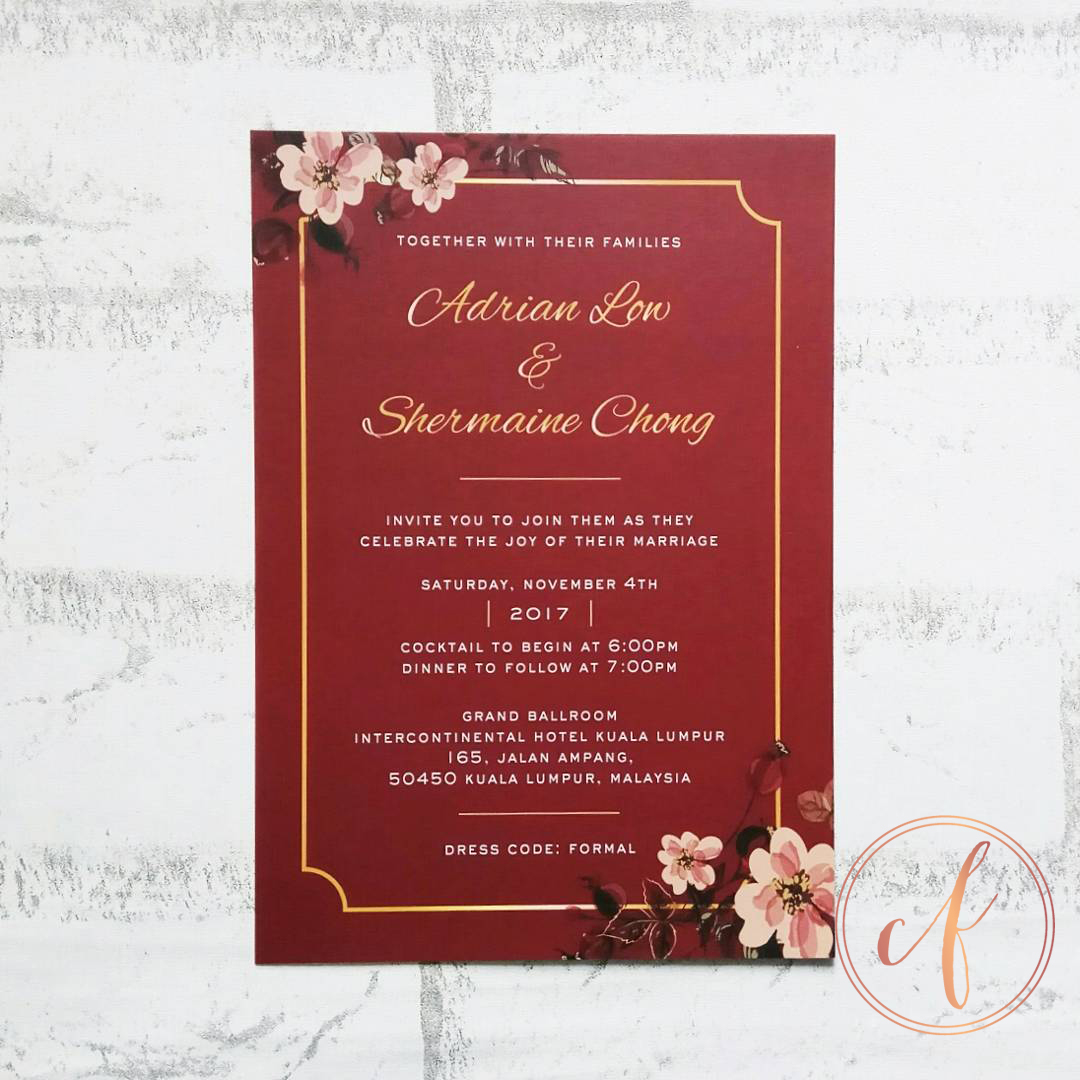asian wedding invitation wording - 28 images - wedding invitation ...