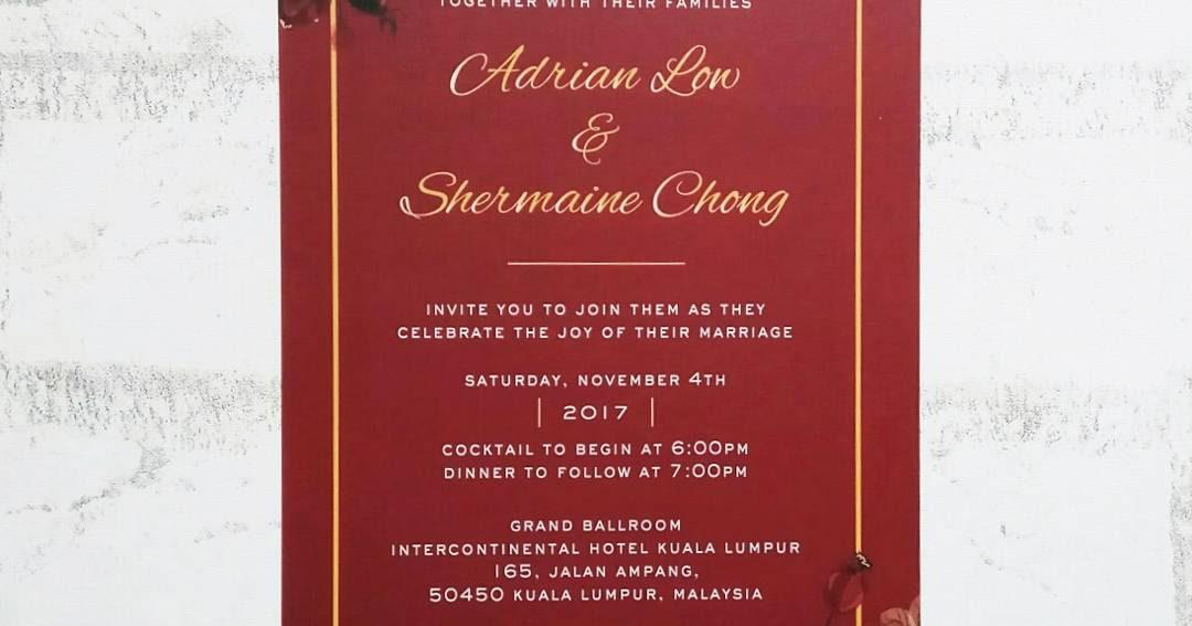 chinese wedding invitation card in malaysia%0A chinese wedding invitation card text Wedding Card Malaysia Crafty Farms  Handmade Modern Chinese Wedding Cards