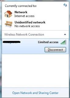 Mengatasi Wifi Limited : mengatasi, limited, Mengatasi, Limited, Access, Windows, 7Oppungnya, Informasi, Berbagi, Jutsu