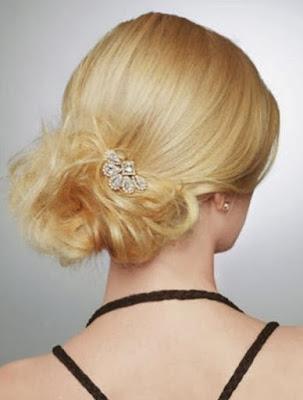 model rambut wisuda pendek terbaru