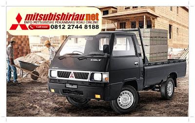 Promo Kredit DP Ringan Mitsubishi L300 Pekanbaru Riau Maret 2019