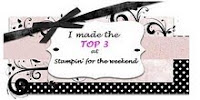 Top 3 at Stampin' For the Weekend
