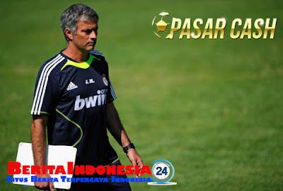 Real Madrid Berebut Mourinho Bersama Inter Milan