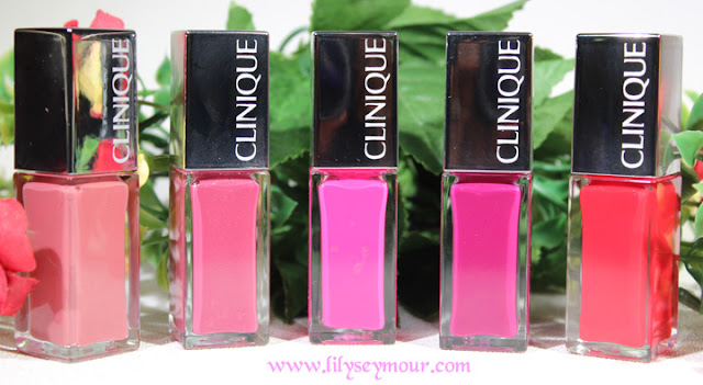 Clinique Pop Lacquer