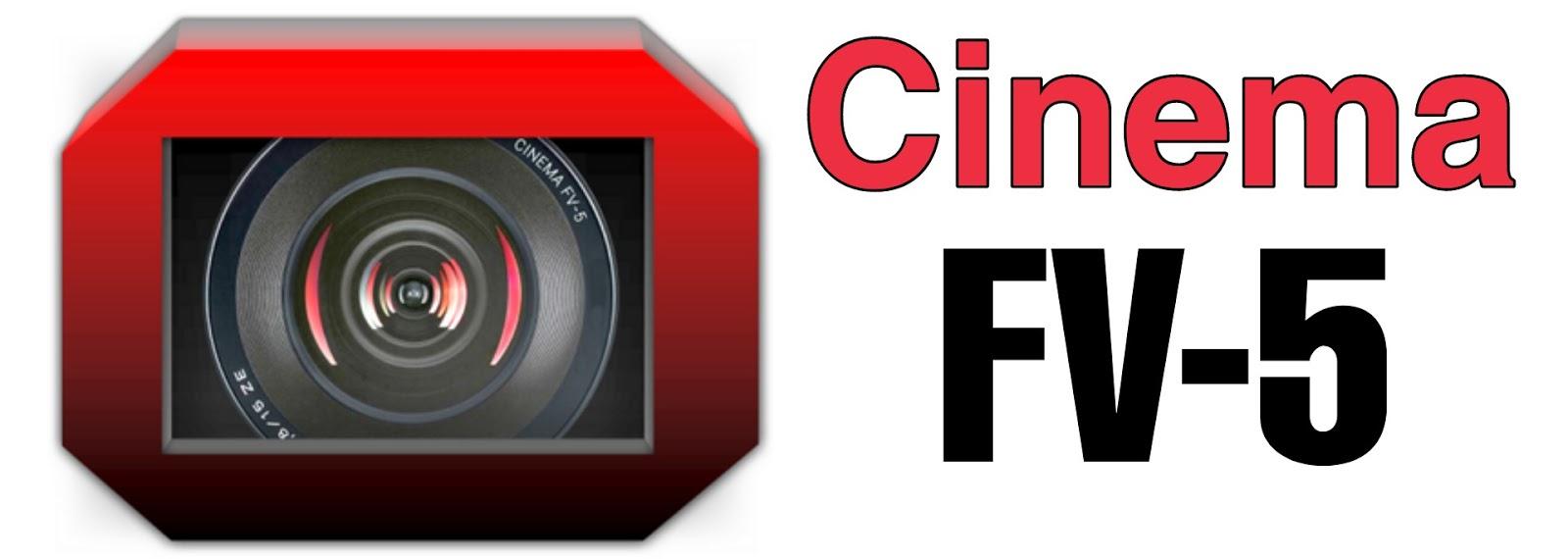 Cinema FV-5 App