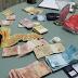 Suspeito de tráfico oferece R$ 4 mil para a polícia e é preso em Fortaleza