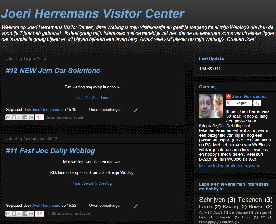 Joeri Herremans Visitor Center