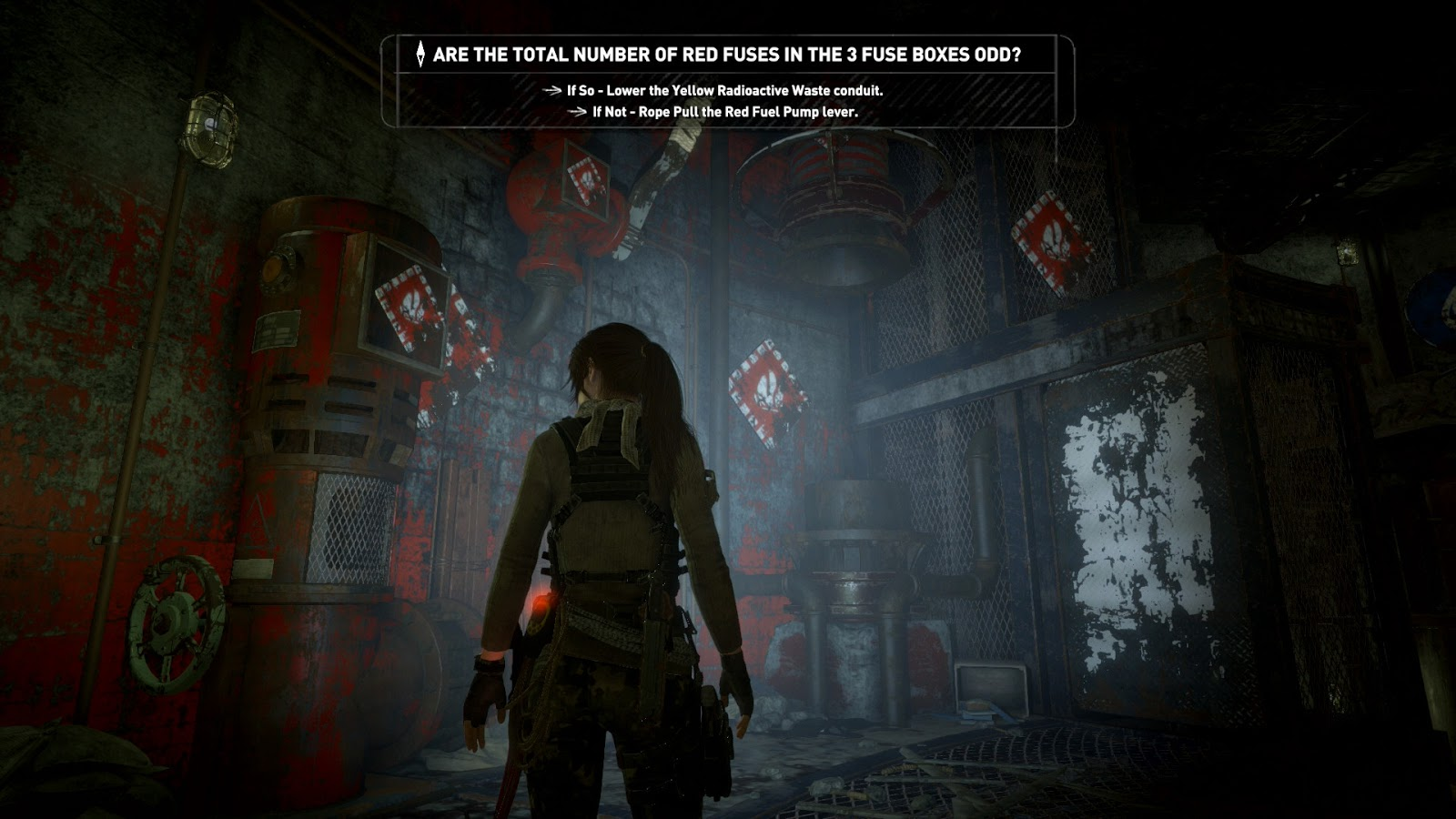 game drop zone review rise of the tomb raider cold darkness review rise of the tomb raider cold darkness awakened pipe puzzle