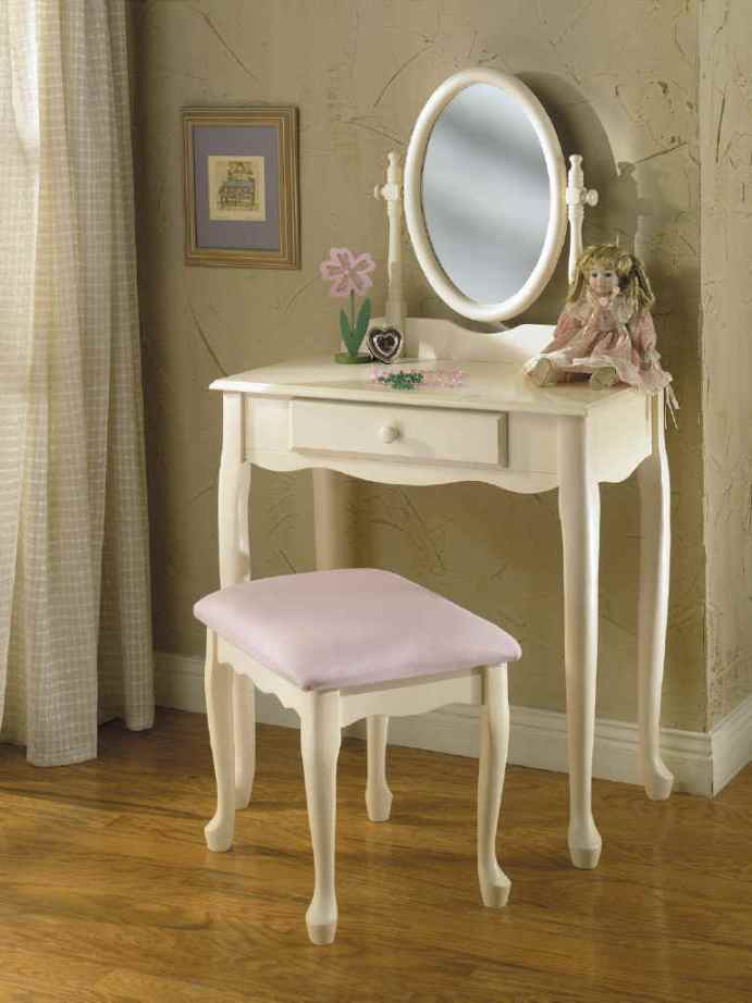 Bedroom Vanity, Better Idea