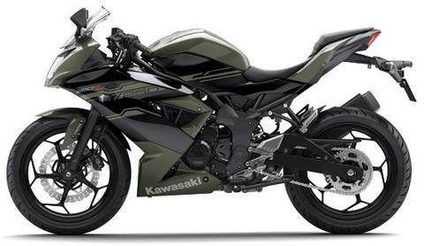 Review Kawasaki Ninja 250 RR Mono