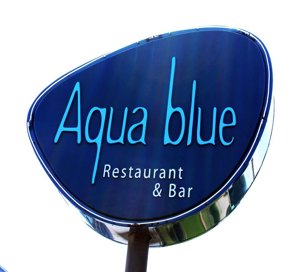Aqua Blue Kitchen And Cocktails