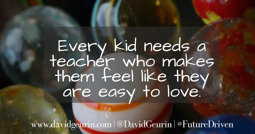 The @DavidGeurin Blog: 5 Tips for Building Great Relationships with Students