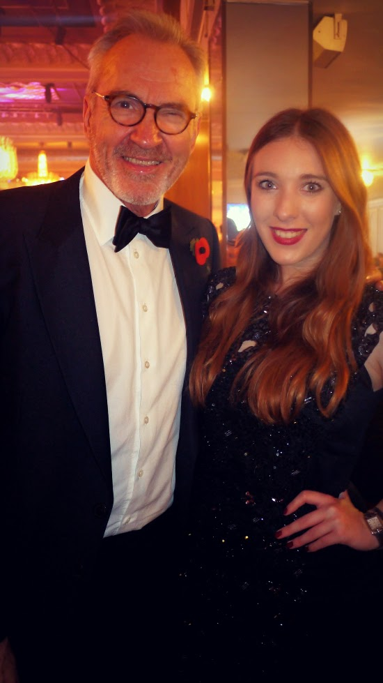 Children in Need An Evening with the Stars Larry Lamb
