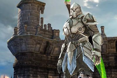 Infinity Blade Saga v1.1.206 APK + Data Download Gratis