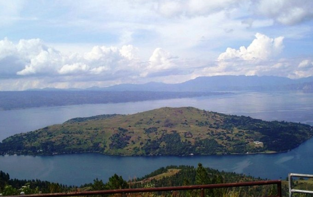 Pulau Sibandang Danau Toba