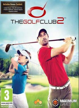 The Golf Club 2 PC [Full] Español [MEGA]