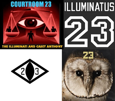 The connection between Illuminaties and the number 23