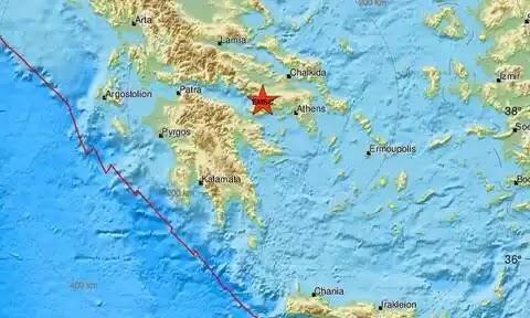 Σεισμός ΤΩΡΑ κοντά στις Αλκυονίδες