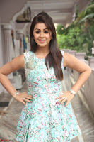 Nikki Galrani at Prema leela pelli gola trailer Launch ~  Exclusive 121.JPG