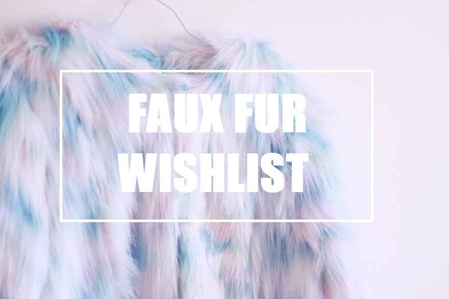 faux fur coats under $50