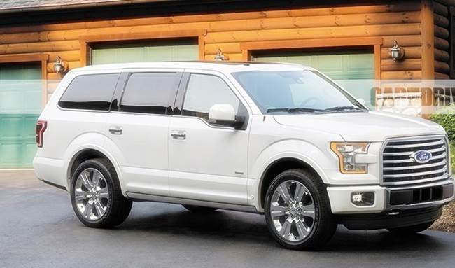 2018 Ford Expedition Release Date UK and USA