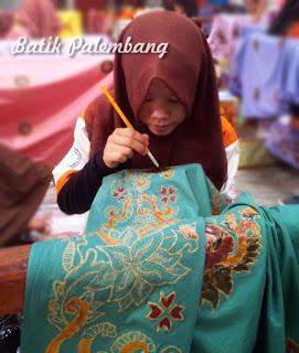 Batik Khas Palembang Yang Hampir Punah