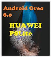 Huawei P8Lite Android Oreo