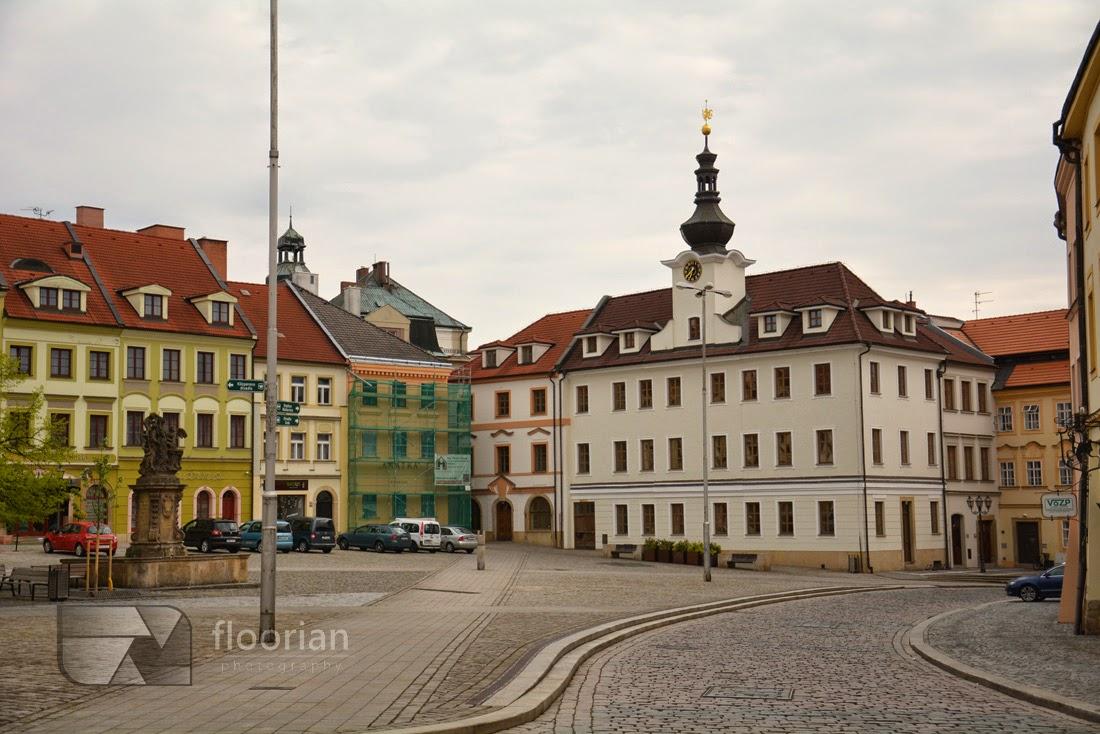 Co warto zobaczyć w Hradec Králové? Male namesti czyli mały rynek