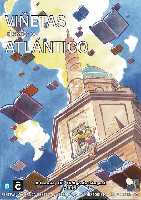 Viñetas desde o Atlántico. Fiesta del cómic
