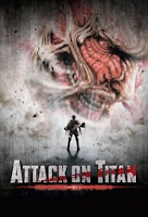 Attack on Titan - Part 1 (2016) - Poster