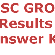 TNPSC Group 4 Results 2013, Answer Key -  | 2013-2014 Results