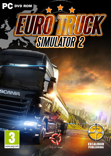 Euro Truck Simulator 2 PC Free Download
