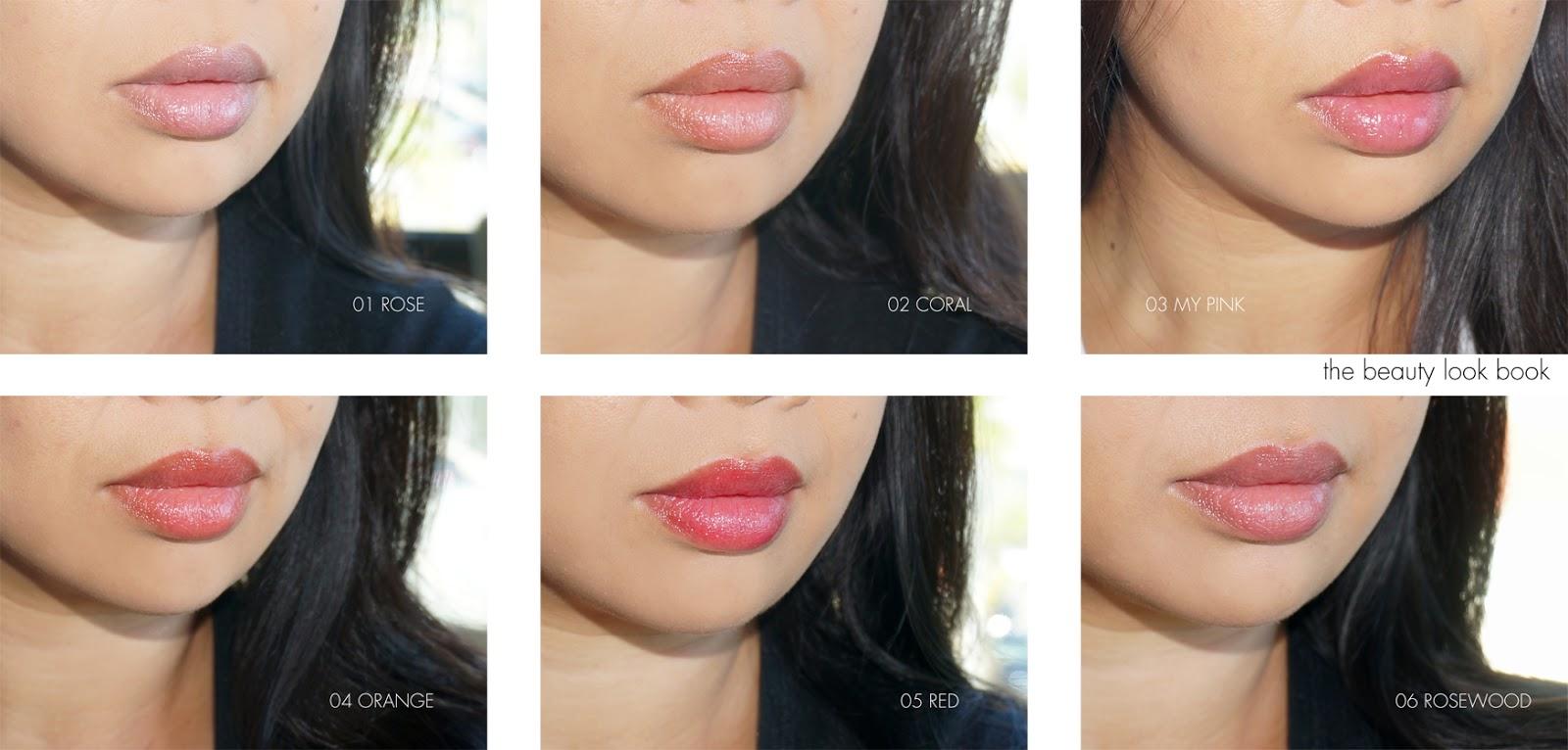 Clarins Instant Light Lip Balm Perfectors  The Beauty