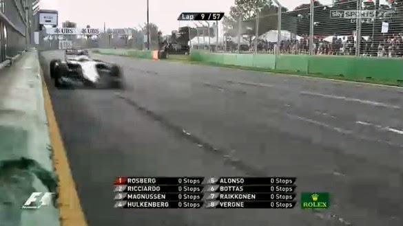 F1 - Nico Rosberg Menang Di Australian GP 2014
